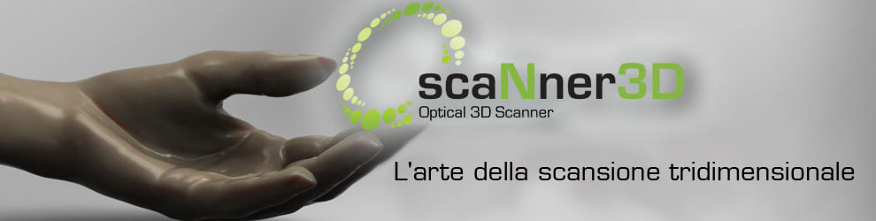 Scansione 3D fotometrica
